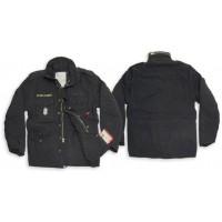 Куртка M-65 Rothco UF Vintage Black