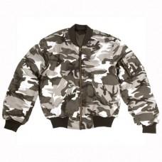 Куртки МА-1 Mil-Tec City Camo