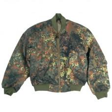 Куртка МА-1 Mil-Tec Flecktarn