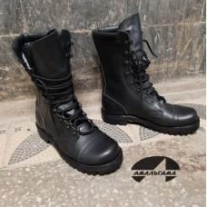 Ботинки кожаные Амальгама - 2К