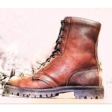 Ботинки кожаные Амальгама - 9