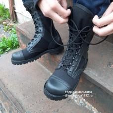 Ботинки комбинированные уставные Амальгама M - 3K