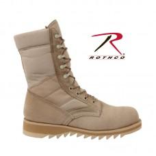 Берцы облегчённые для пустыни Rothco Desert Tan Boot