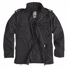 Куртка M-65 Mil-Tec Black