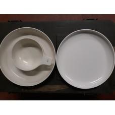 Набор посуды армейский Швеция