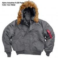 Куртка N-2B Alpha Industries